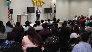 BEST Motivational Speech from SUCCESSFUL CEO - Young Entrepreneurs Academy - 2017