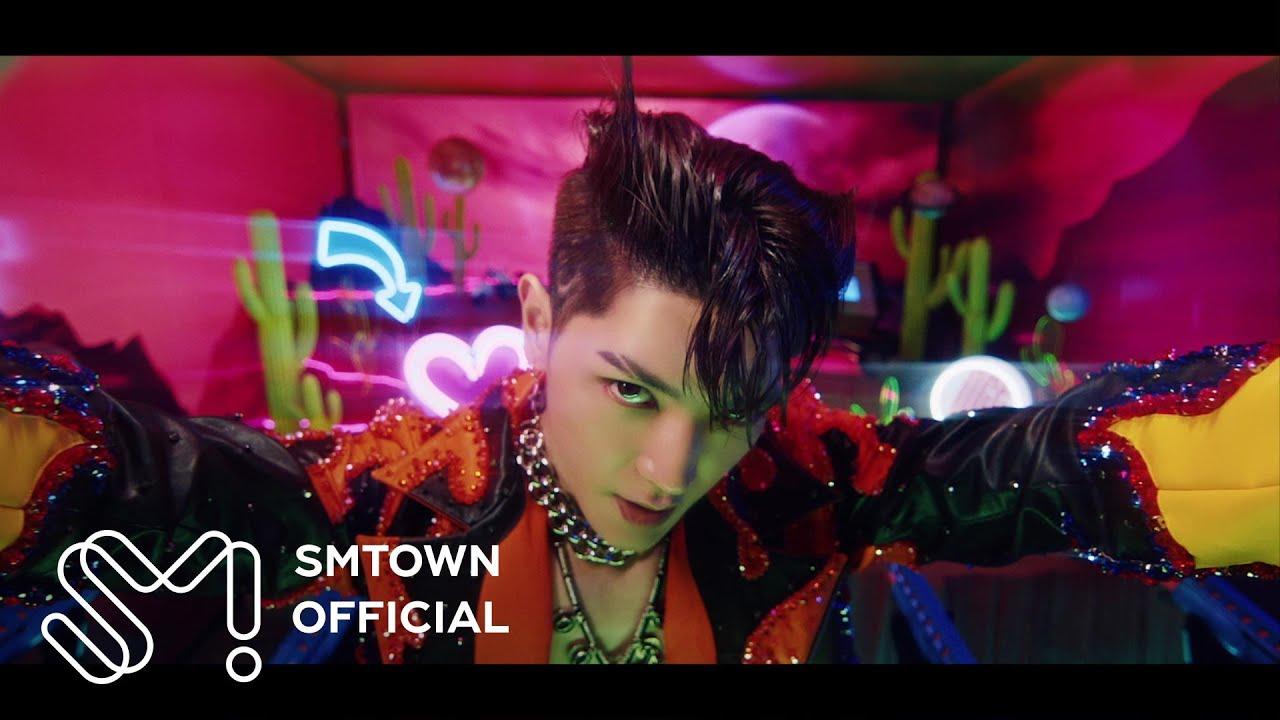 NCT 127 엔시티 127 'Sticker' MV - YouTube