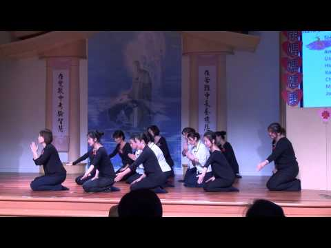 "Tzu Chi Great Love Preschool ""Fulfill My Dream"" Sign Language Performance ?????????""??""????"