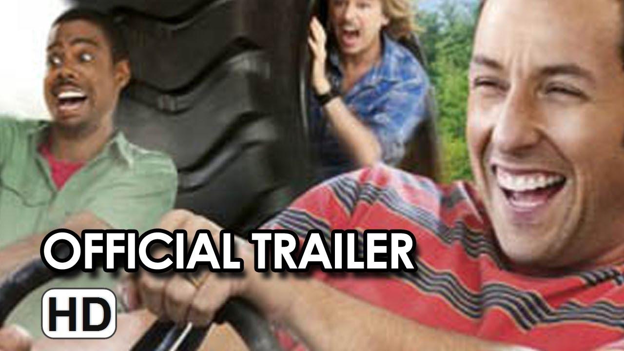 Download Grown Ups 2 Official Trailer 2013 -  Adam Sandler, Steve Buscemi