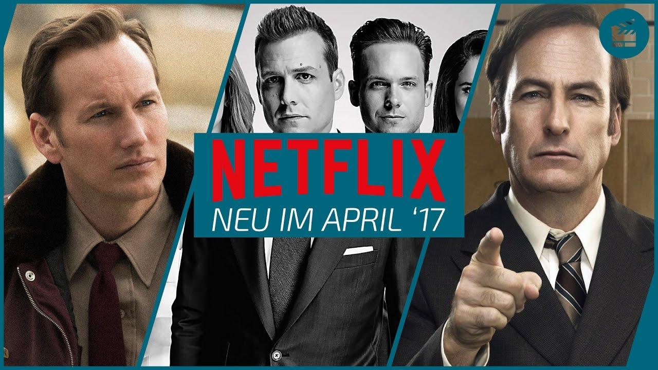 Neu Auf Netflix Im April 2017 Die Besten Filme Und Serien Youtube