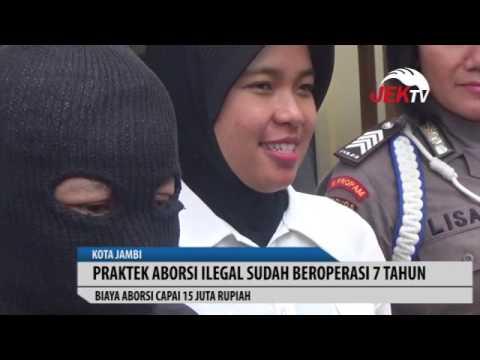 PRAKTEK ABORSI ILEGAL SUDAH BEROPERASI 7 TAHUN