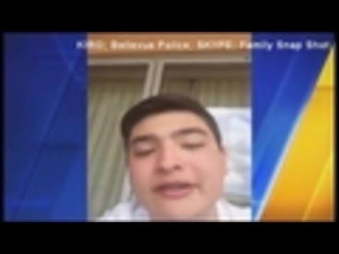 Teen tackles shoplifter fleeing from police