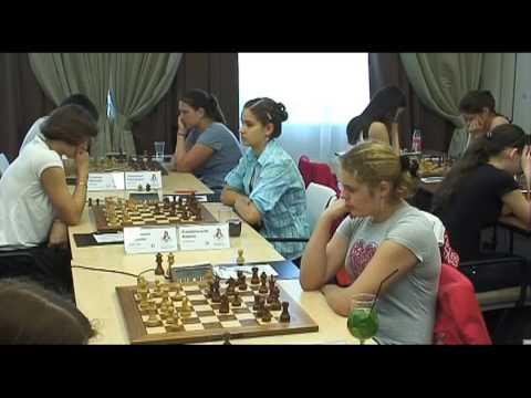Чемпионат России по шахматам 2013. Высшая лига. 3-й тур