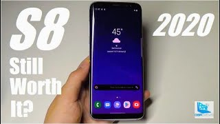 REVIEW: Samsung Galaxy S8 in 2019 - Still Worth It? Curved 18:9 Android Flagship