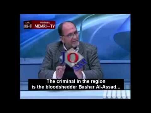 Fighting Arabs on Live TV