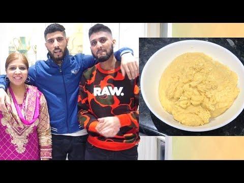 Mamas Delightful Home Made Khoya Recipe