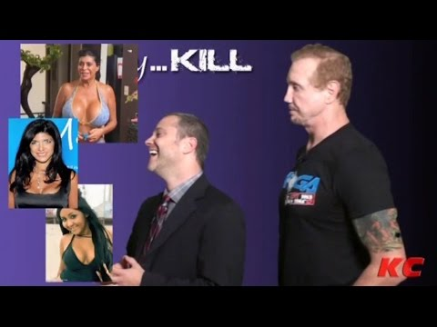 Diamond Dallas Page DDP F  Marry  Kill  Did He Swap Wives With Eric Bischoff?