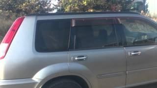 Видео-тест автомобиля Nissan X-Trail (NT30, 2000г, Qr20de, серый)
