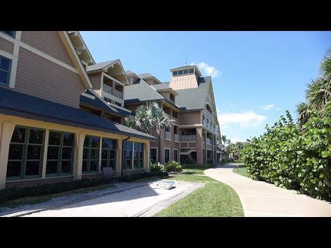 Vero Beach, Florida - Disney's Vero Beach Resort - Full Tour (2018)