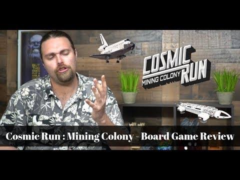 Cosmic Run - Mining Colony