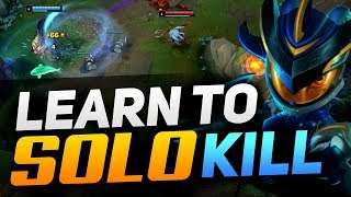 Melee vs Ranged: How Challengers Setup Solo Kills