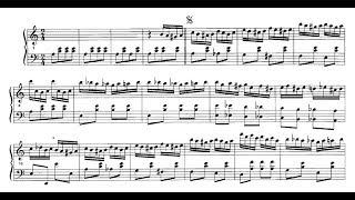 Mozart-Falossi - Fantasia sulla marcia turca di Mozart (audio + sheet music)