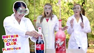 Mentos and Soda Experiment + More   MGC Funhouse