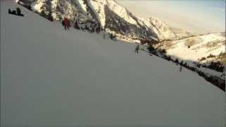Чимбулак на лыжах (Видео с камеры GoPro)(, 2012-04-02T10:24:21.000Z)