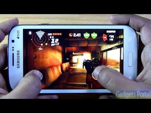 Samsung Galaxy Grand Duos GAMING REVIEW HD by Gadgets Portal