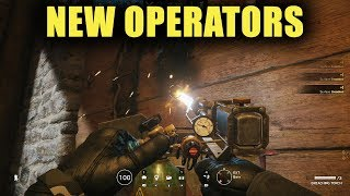 PLAYING OPERATION GRIM SKY EARLY! - Rainbow Six Siege