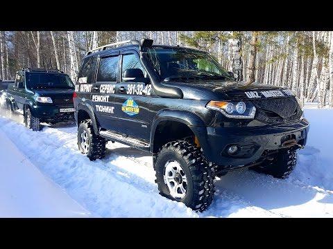 OFF Road 4x4 Adventure – UAZ Patriot, Toyota Sequoia — RC Extreme Pictures