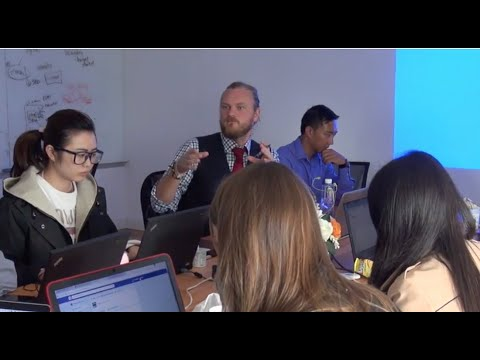 Interview with an ESL Teacher in China - Dan