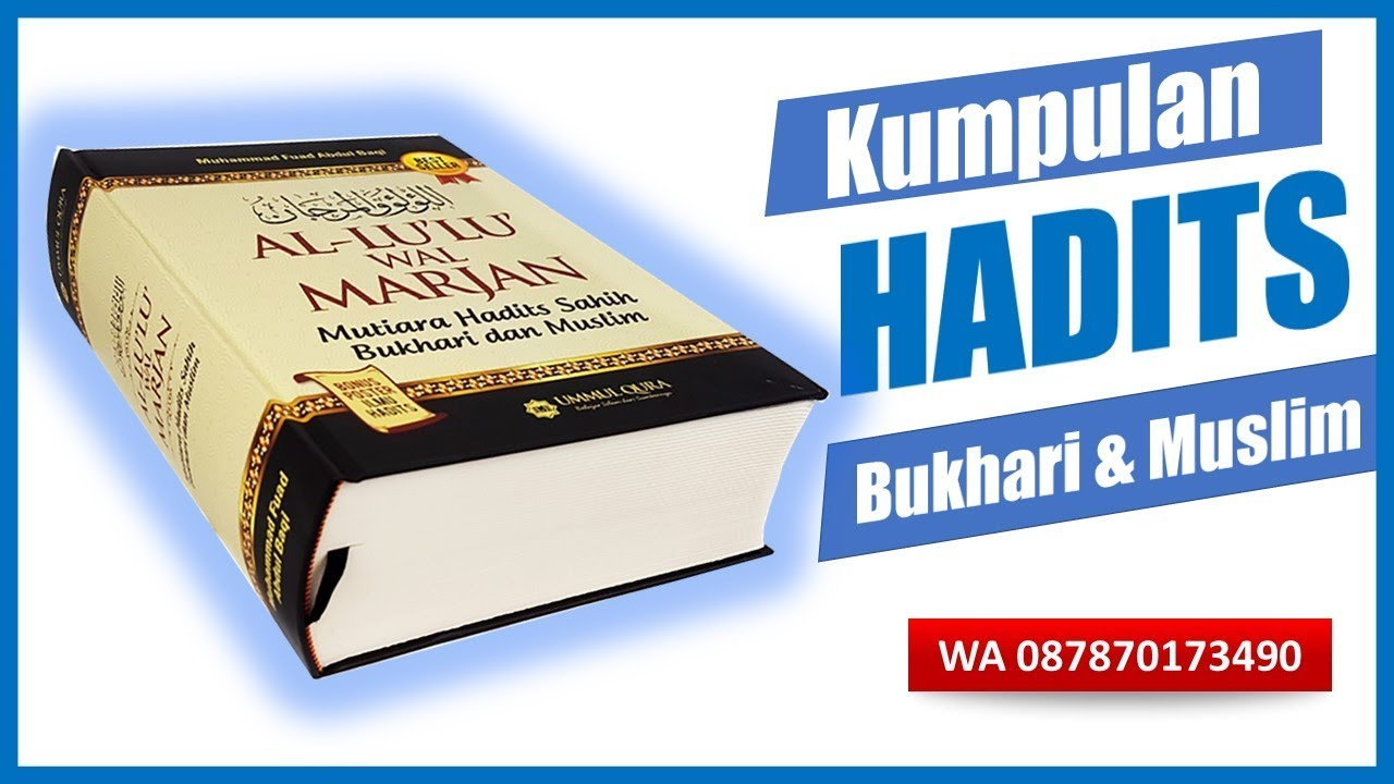 Kitab Hadits Shahih Bukhari Pdf
