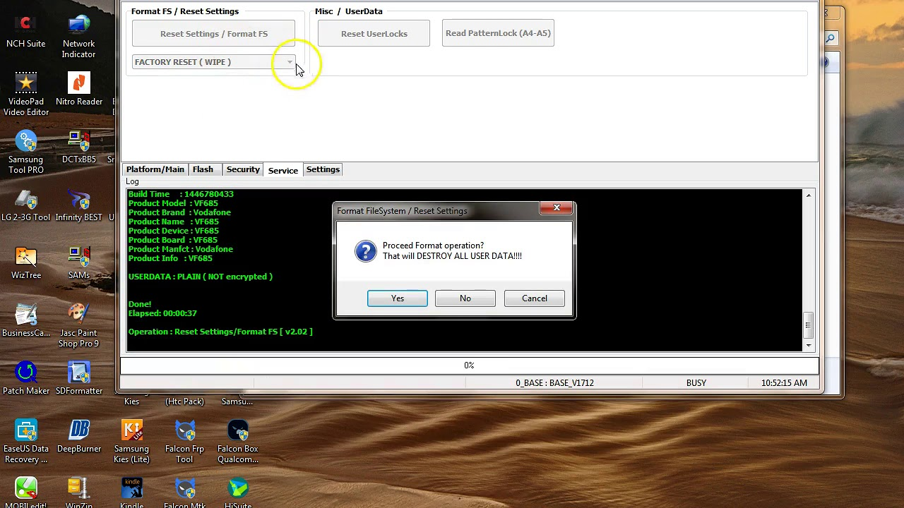Itel It5091 Sc6531e Passord Removed With Cm2 Dongle Scr Very