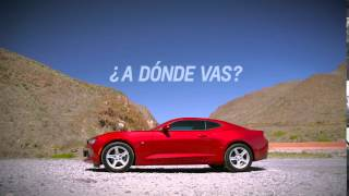 Rudolph Chevrolet - Where Are You Going - Camaro - 05 - Spanish