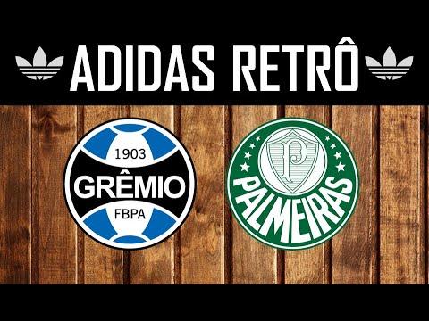 Camisa Adidas Retrô | Grêmio e Palmeiras (1983 - 1992 ...