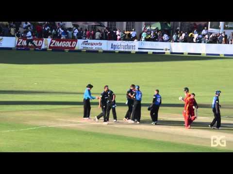 Zimbabwe Cricket   - ZIM v NZ ODI, Harare 2015