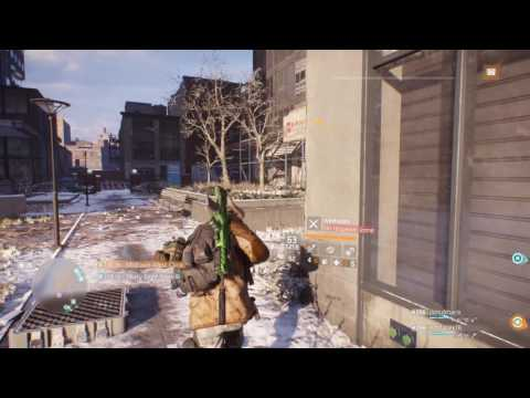 The Division - Midtown West Clinic [PHANTOM MISSION]