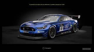 GT Sport - Campeonato Taça das Nações FIA GT - Série dos Construtores FIA GT 17 rodada 3