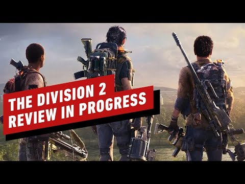 The Division 2 Has Problems, but Performance Isn't One of 'Em