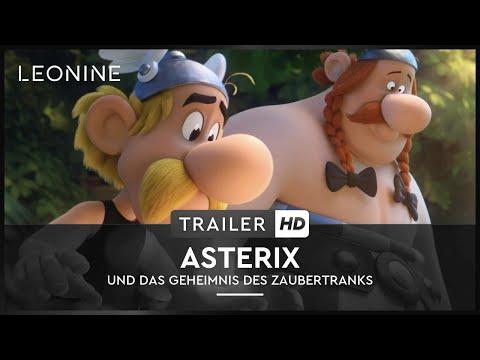 Asterix und das Geheimnis des Zaubertranks - Teaser Trailer (deutsch/german; FSK 0)