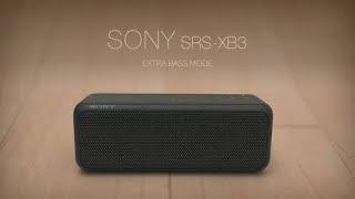 Best Bluetooth speaker 2017 (sony srs-xb3)