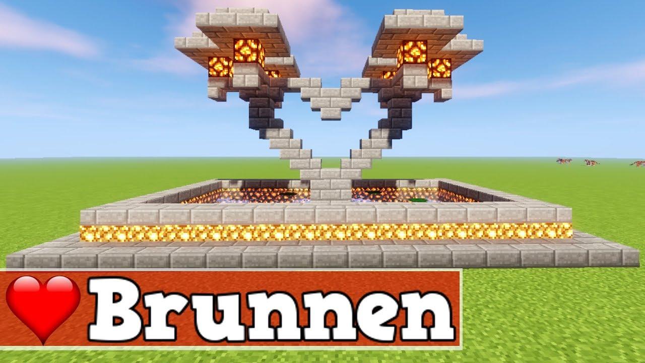 Wie Baut Man Einen Brunnen In Minecraft Minecraft Brunnen Bauen