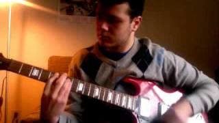 Guitar cover third eye blind- my hit and run