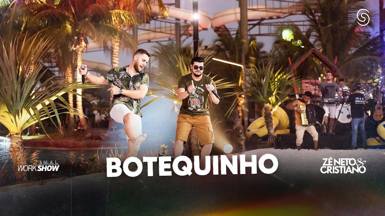 Zé Neto e Cristiano - BOTEQUINHO - DVD Chaaama