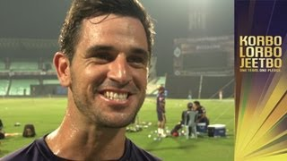 RYAN TEN DOESCHATE: Knight Rider ready for IPL6 action