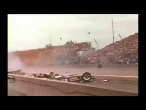 Indianapolis 500: Old Rare Crash Footage From Alternate Angles: 1950's-1970s