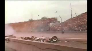 Indianapolis 500: Old Rare Crash Footage From Alternate Angles: 1950