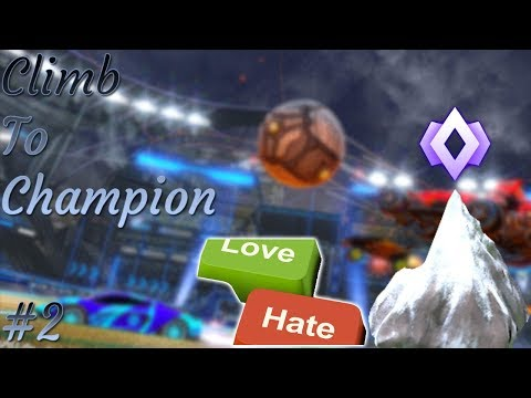 CLIMB TO CHAMP EP3: I HAVE A LOVE HATE RELATIONSHIP FOR THIS COMMUNITY!