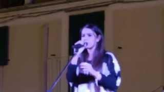 Silvia Iannone - Caruso live  28/09/2013