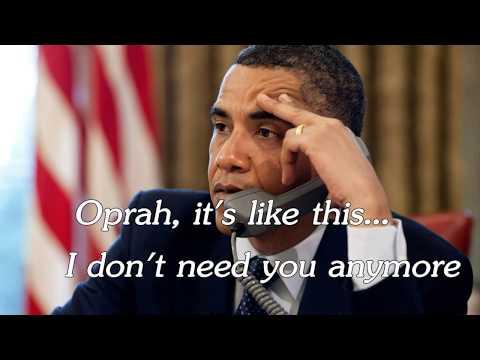 Barack Obama - Celebrity In Chief