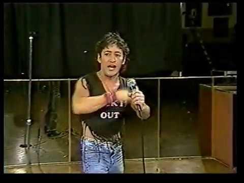 "Standup Comedy Showcase: Angel ""Chi Chi"" Salazar  - Circa 1985"