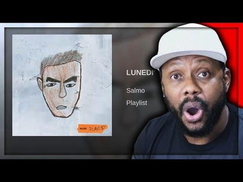 SALMO - LUNEDI' | REACTION!!!