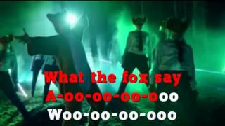 Скачать Ylvis What Does The Fox Say Lyrics Music Video