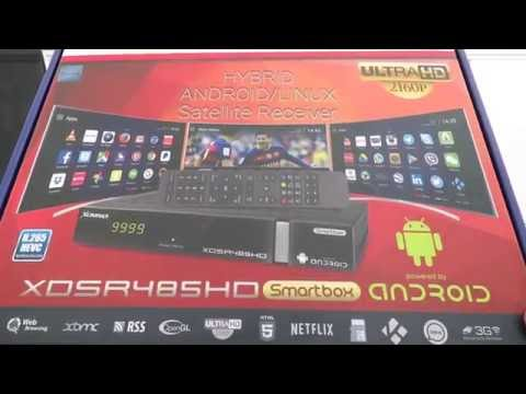 Unboxing the XDSR485HDAndroid
