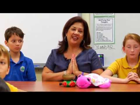 Mindful Miami Teachers making a difference - Marlem Diaz-Brown