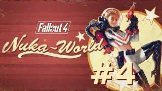 Амбициозный План, Напарник Гейдж и Хабологи  Fallout 4 Nuka-World 4