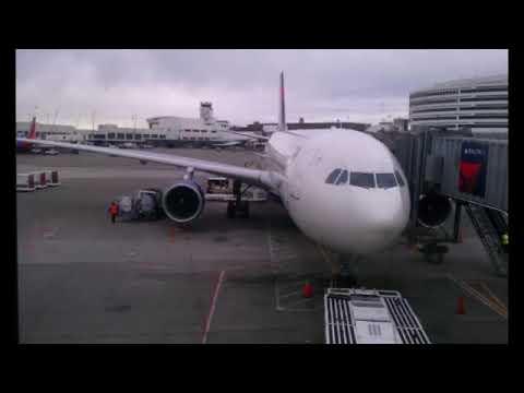 Delta Airways inflight Music