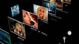 Britney Spears - DVD Menu ''Greatest Hits: My Prerogative